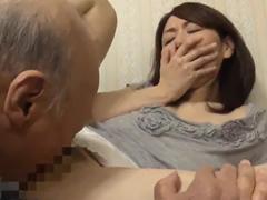 嫁のあそこは義父のもの…色気のある熟女が夫以外の男根に溺れる瞬間