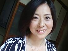 澤田一美が魅せるベストSEX…上品さを滲ませる60歳の猫顔熟女