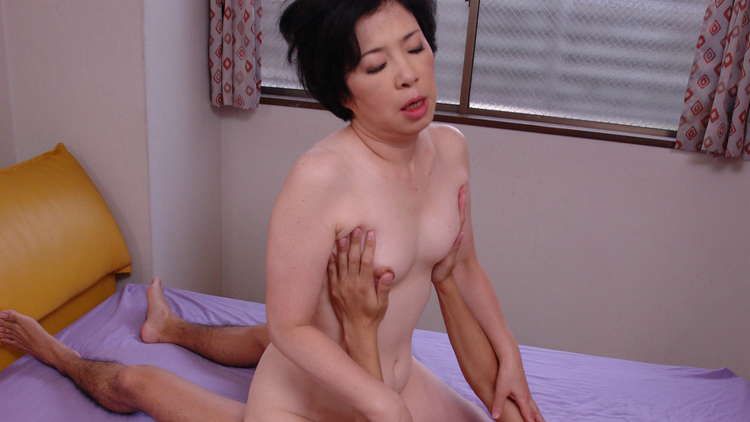 64歳の熟女-5