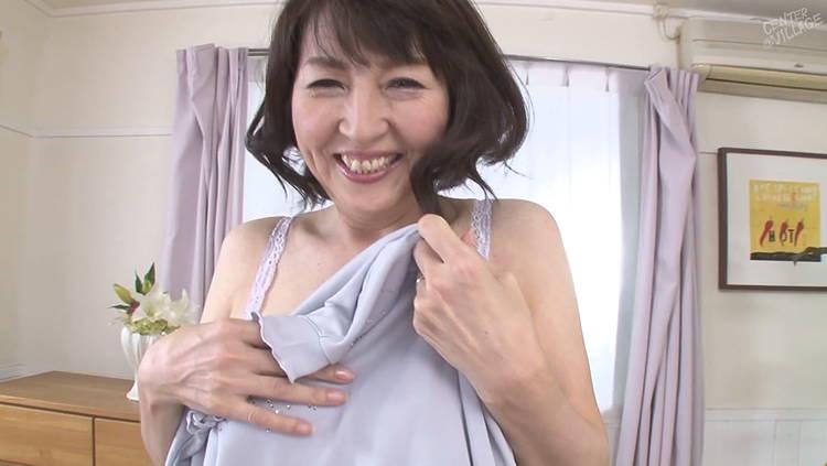 清楚なおばあさん…1
