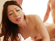 素人熟女たちが個性豊かな人妻のエロスを魅せる本物のセックス