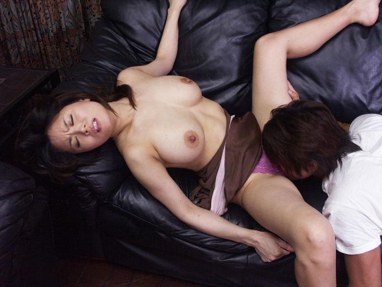 同級生のお母さんとセックス…8