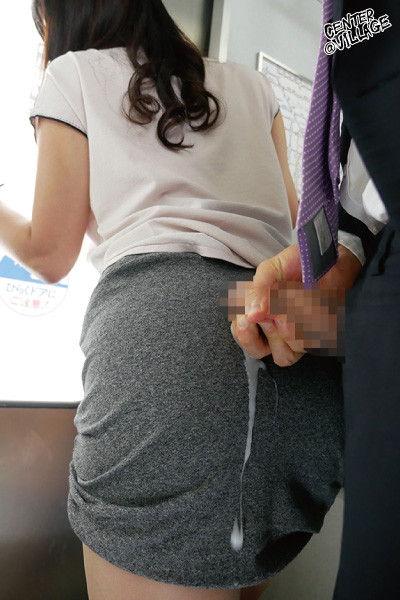 五十路妻と痴漢のセックス…3